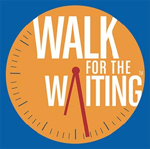 Walk for the Waiting
